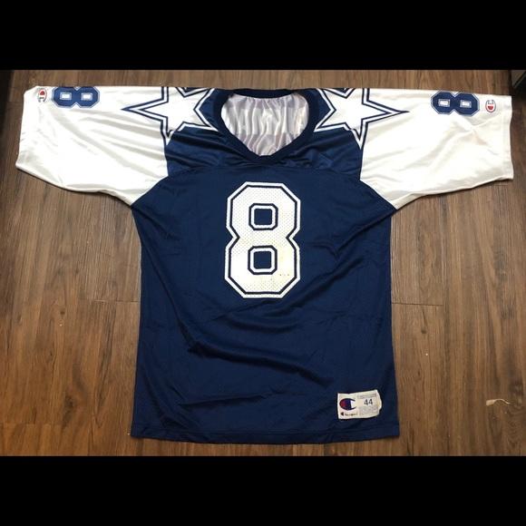 huge selection of ca1fc 31947 🤠 Vintage 90s Dallas Cowboys Troy Aikman Jersey